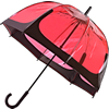 The Poppy Umbrella Birdcage Transparent Style.