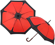 Roma Standard Poppy Umbrella